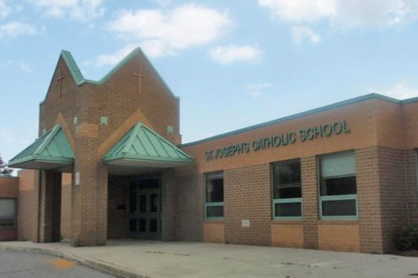 St  Joseph Catholic School R H  – Child Care Centre -Richmond Hill, ON